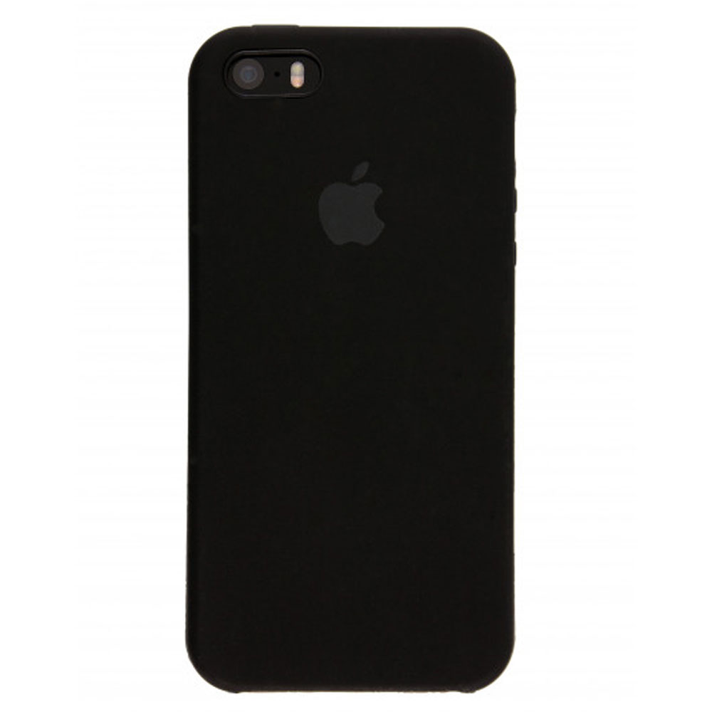 Чехол бампер Silicone Case для iPhone 5, 5s, 5ce