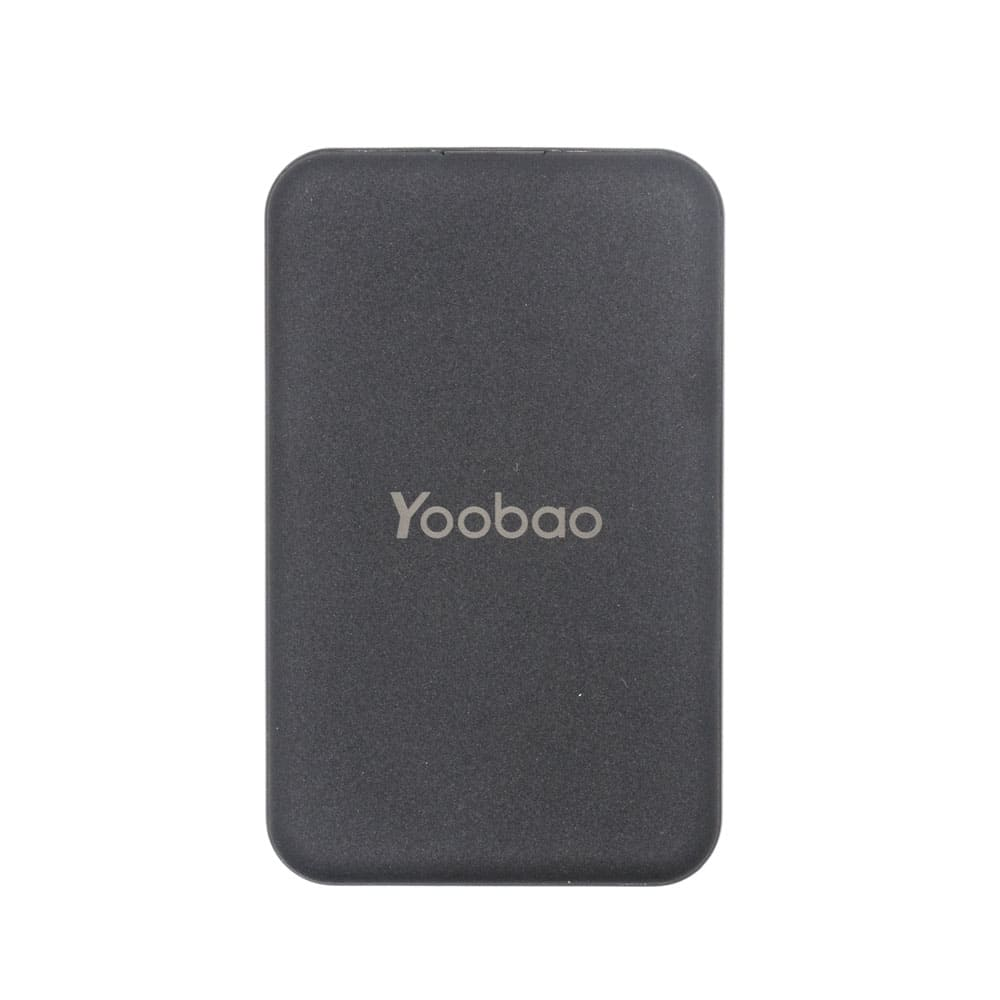 Yoobao Mini Power Bank 5000 mAh (черный)