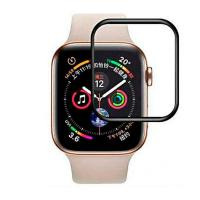 Защитное стекло для Apple Watch 38мм series 1, 2, 3 Baseus Full-screen Curver Tempered Film 0.2mm
